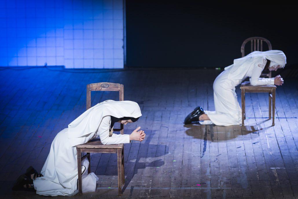 """""""Zakonnice odchodzą po cichu"""" (reż. Daria Kopiec)"""