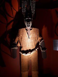 """Wystawa """"Sztuka Afryki - między maską a fetyszem"""""""