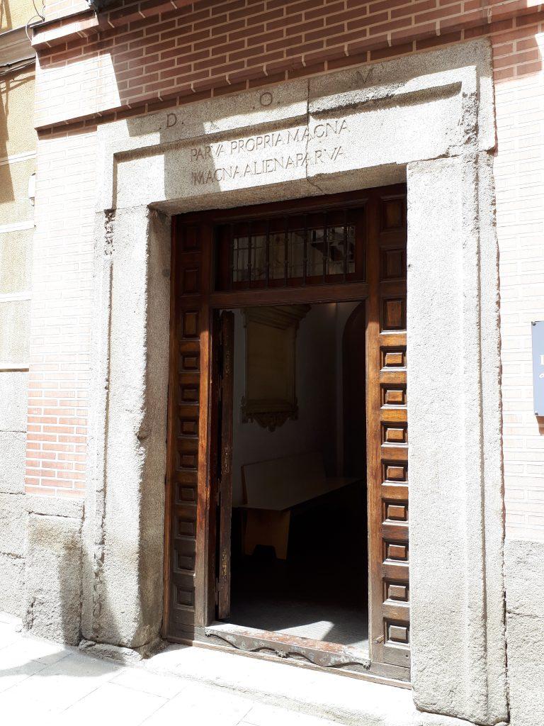Casa Museo Lope de Vega.