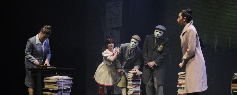 """""""Walizka Hany"""", Nephesh Theatre"""