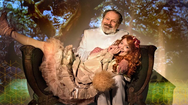 """""""Otchłań"""". Teatr im. Jaracza w Łodzi. Fot. Mariusz Grzegorzek"""