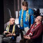"""""""Ludzie inteligentni"""", Teatr Imka, reż. Olaf Lubaszenko, Fot. Piotr Gamdzyk"""