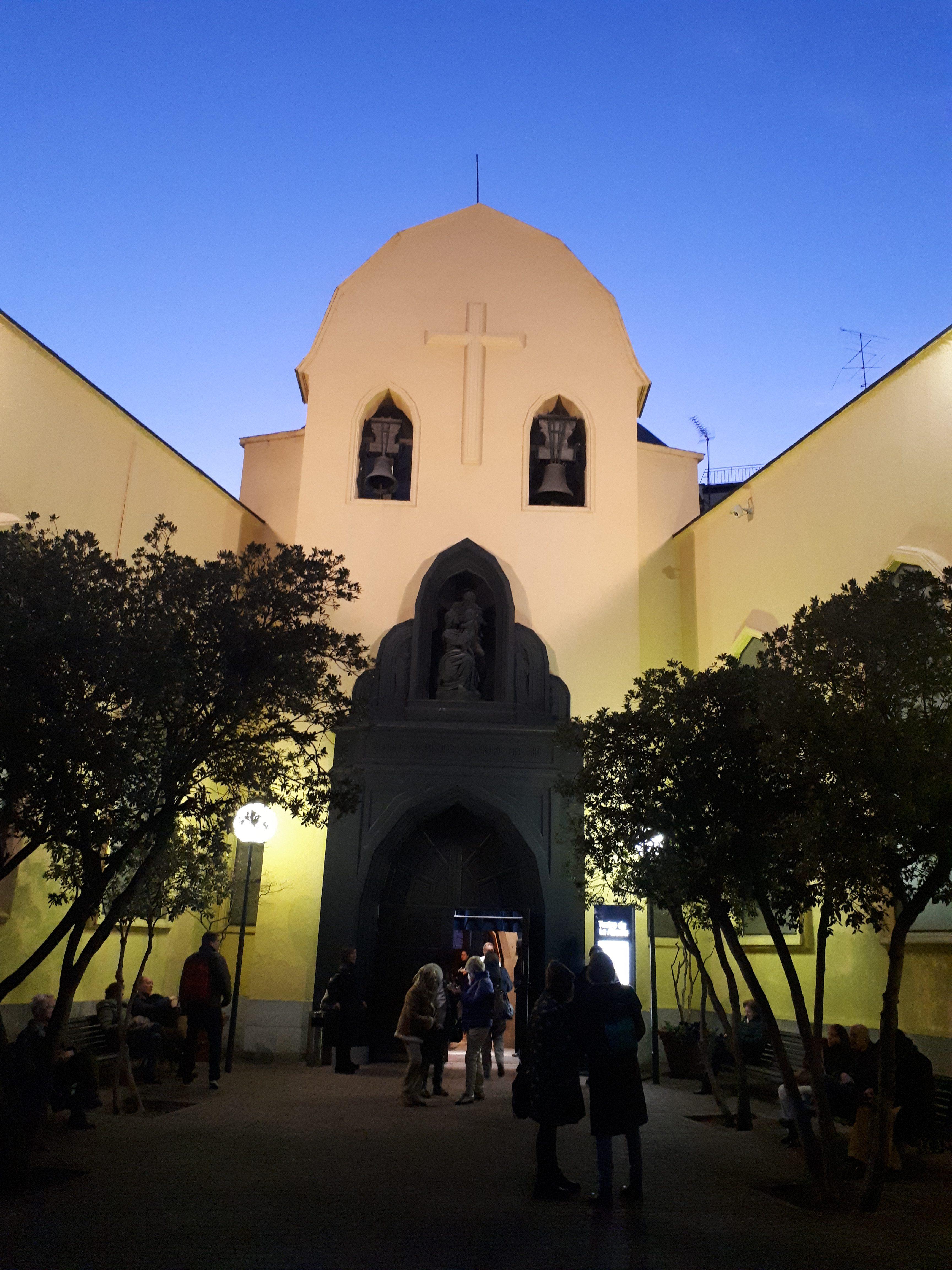 Teatro de la Abadía. Fot. Kamila Łapicka