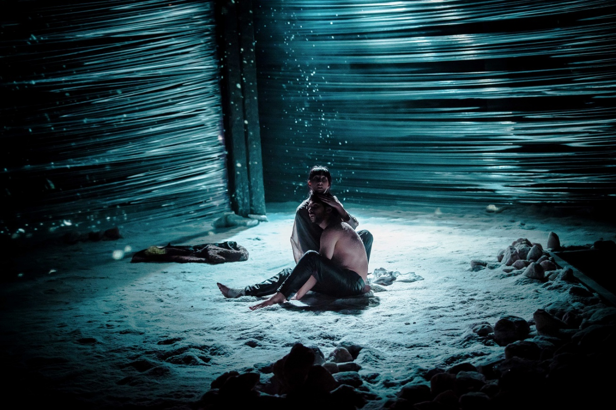 """""""Kilka scen z życia"""", reż. Anna Gryszkówna, Teatr Dramatyczny w Warszawie, fot. Krzysztof Bieliński"""
